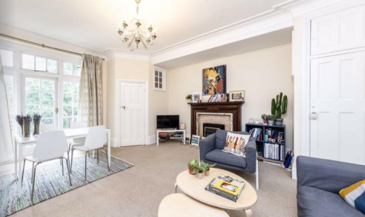 1 bedroom(s) apartment to sale in Grove Court, Grove End Road, St John's Wood, London-image 2