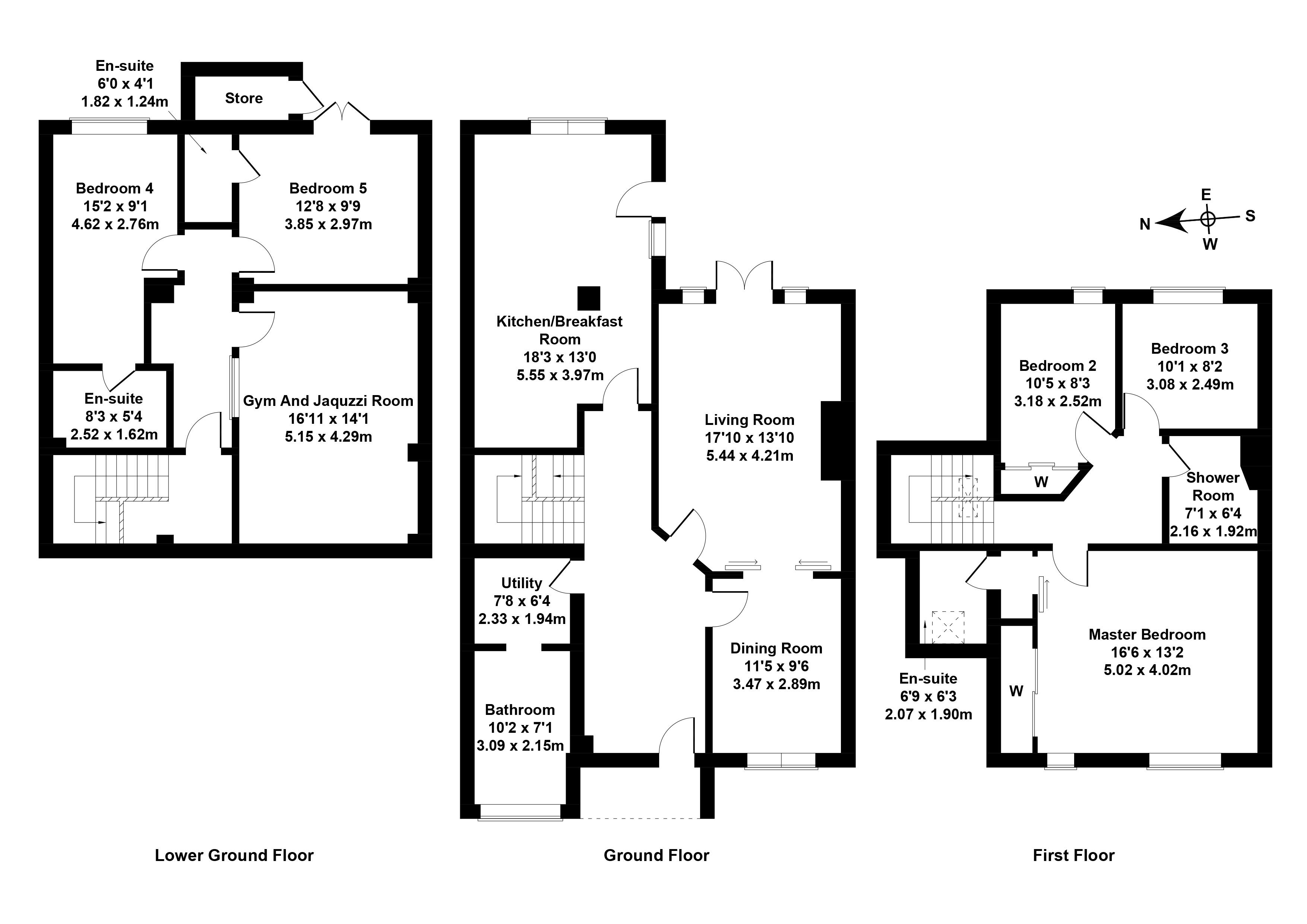 Floorplan 1 of 26b Cammo Road, Cammo, Edinburgh, EH4 8AP