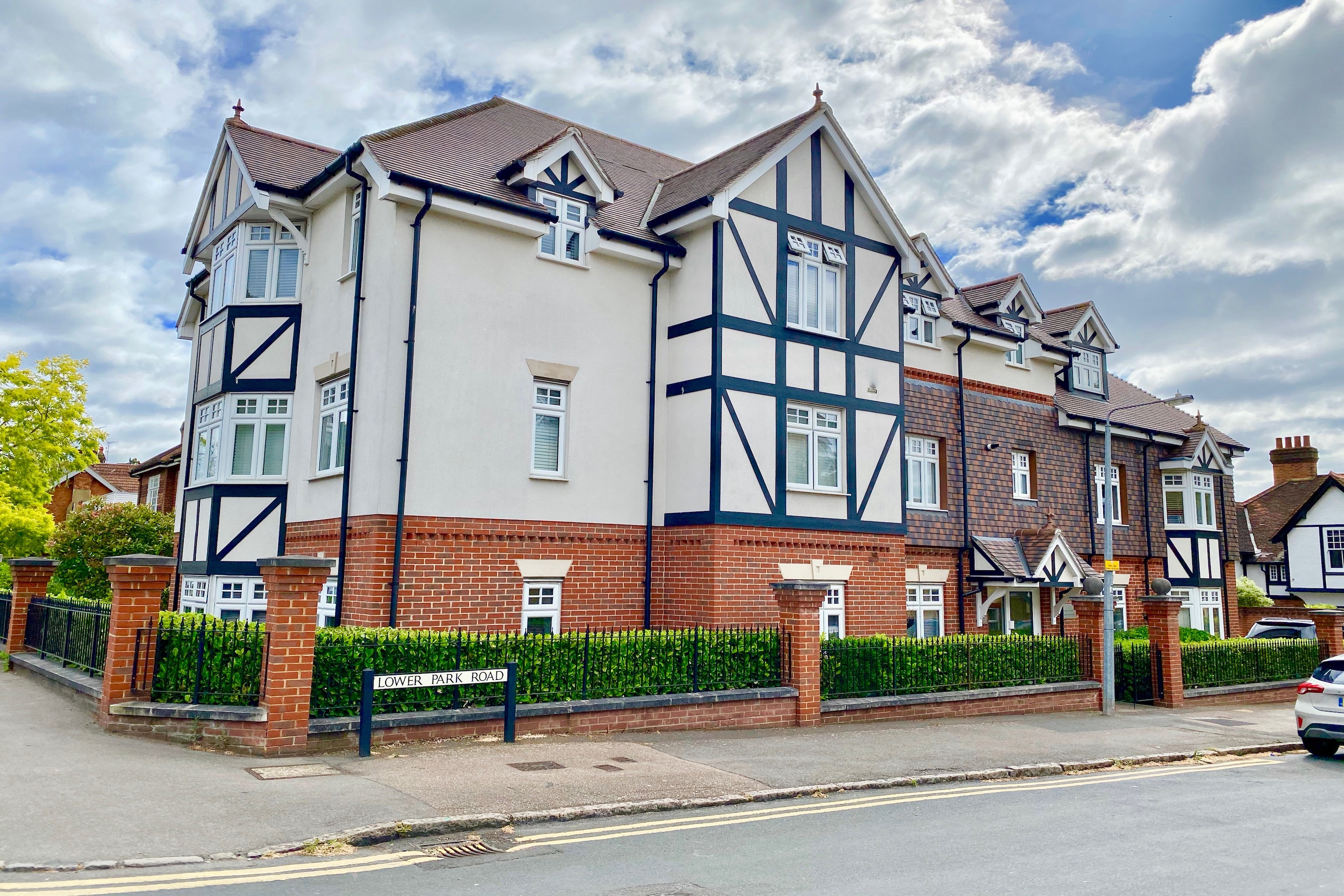 Roding Court, Lower Park Road, Loughton, Essex