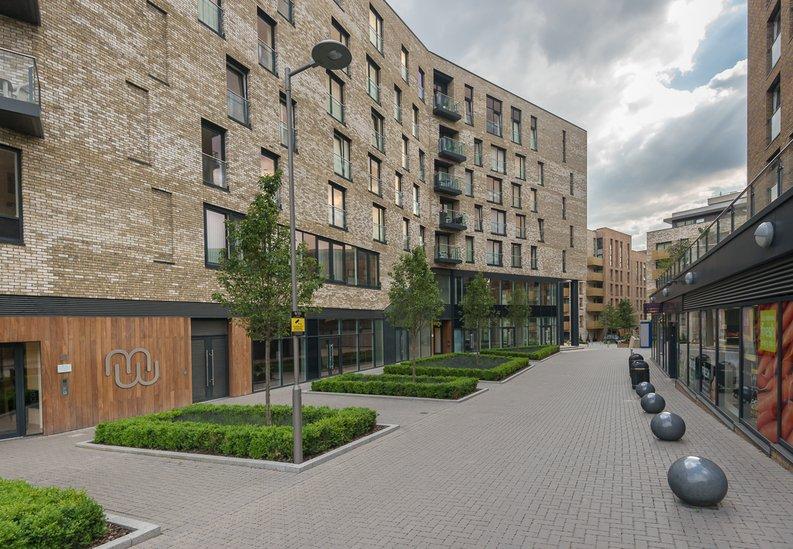 1 bedroom(s) apartment to sale in Baroque Gardens, Mary Rose Square, Surrey Quays-image 13