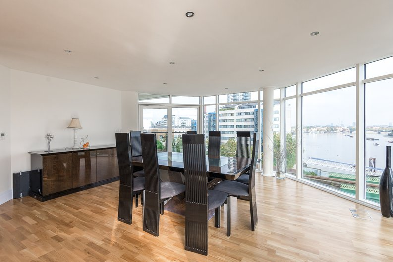 3 bedroom(s) apartment to sale in Waterside Tower, The Boulevard, Imperial Wharf, London-image 7