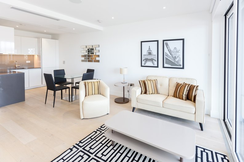 1 bedroom(s) apartment to sale in Westbourne Apartments, Central Avenue, Imperial Wharf-image 2