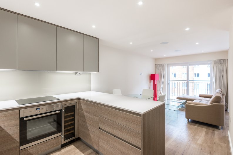 1 bedroom(s) apartment to sale in Constantine House, Boulevard Drive, Beaufort park , London-image 1