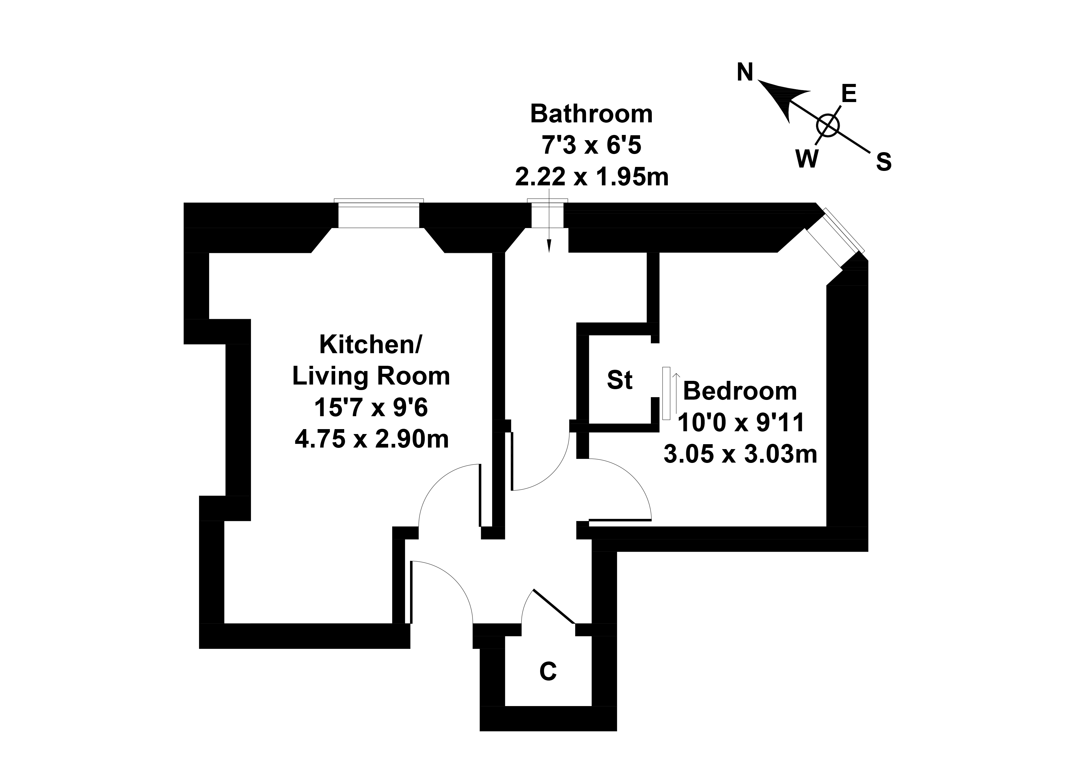 Floorplan 1 of 29 2F3, Henderson Gardens, Leith, Edinburgh, EH6 6BX