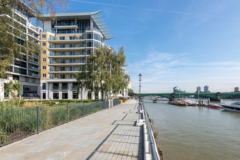2 bedroom(s) apartment to sale in Chelsea Vista, The Boulevard, Imperial Wharf, Fulham-image 16
