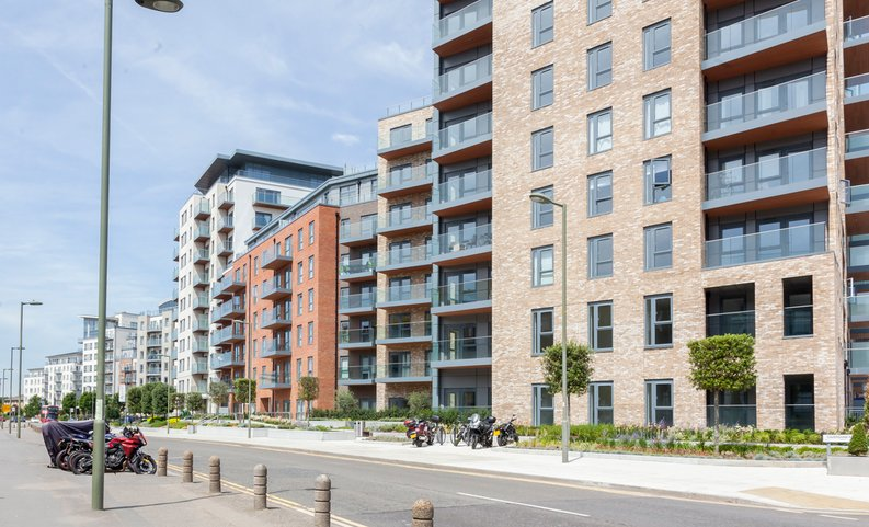 2 bedroom(s) apartment to sale in Fairbank House, Beaufort Park , Colindale-image 2