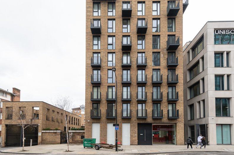 1 bedroom(s) apartment to sale in Churchway, King's Cross, London-image 10