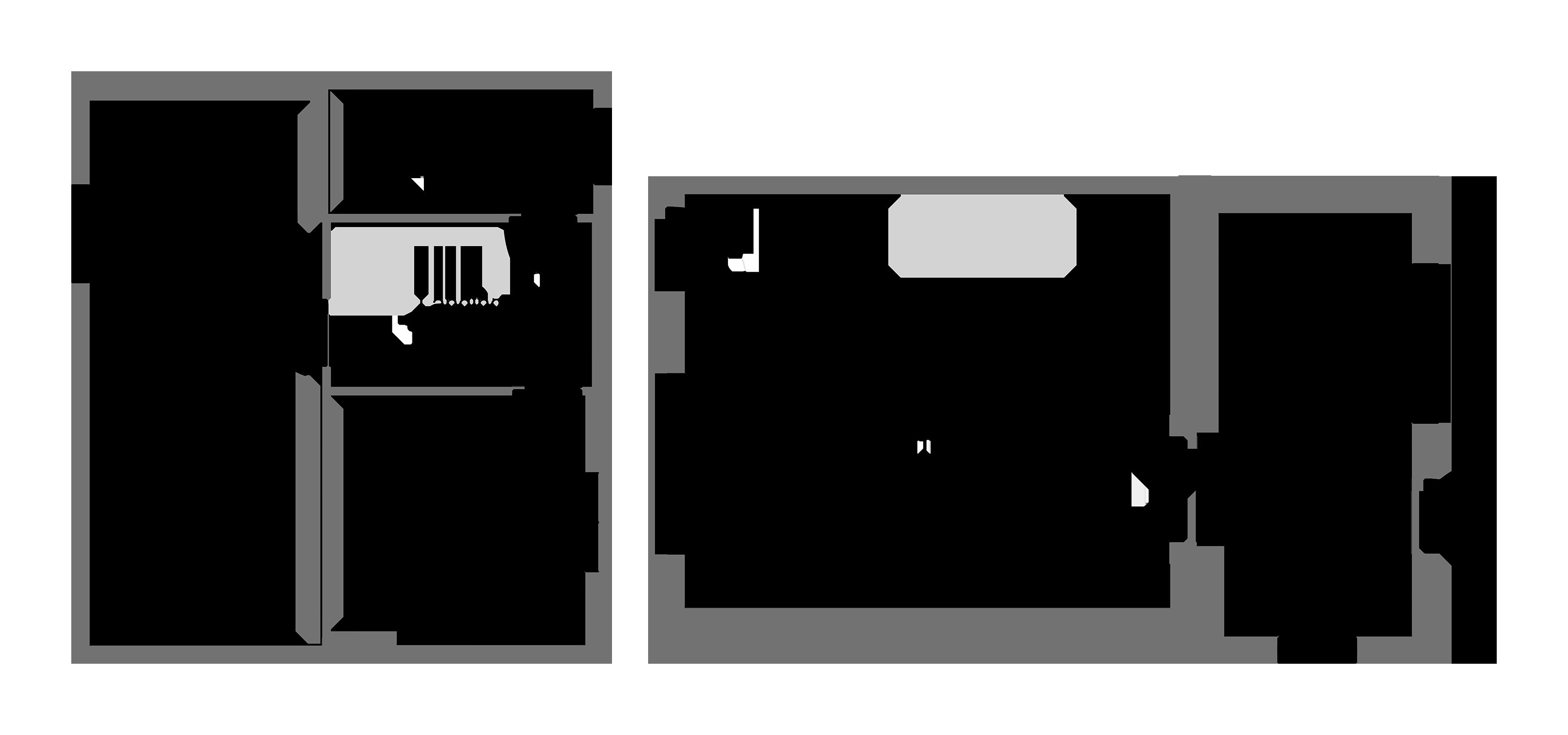 Floorplan for 2 Back Lane, Wickwar.