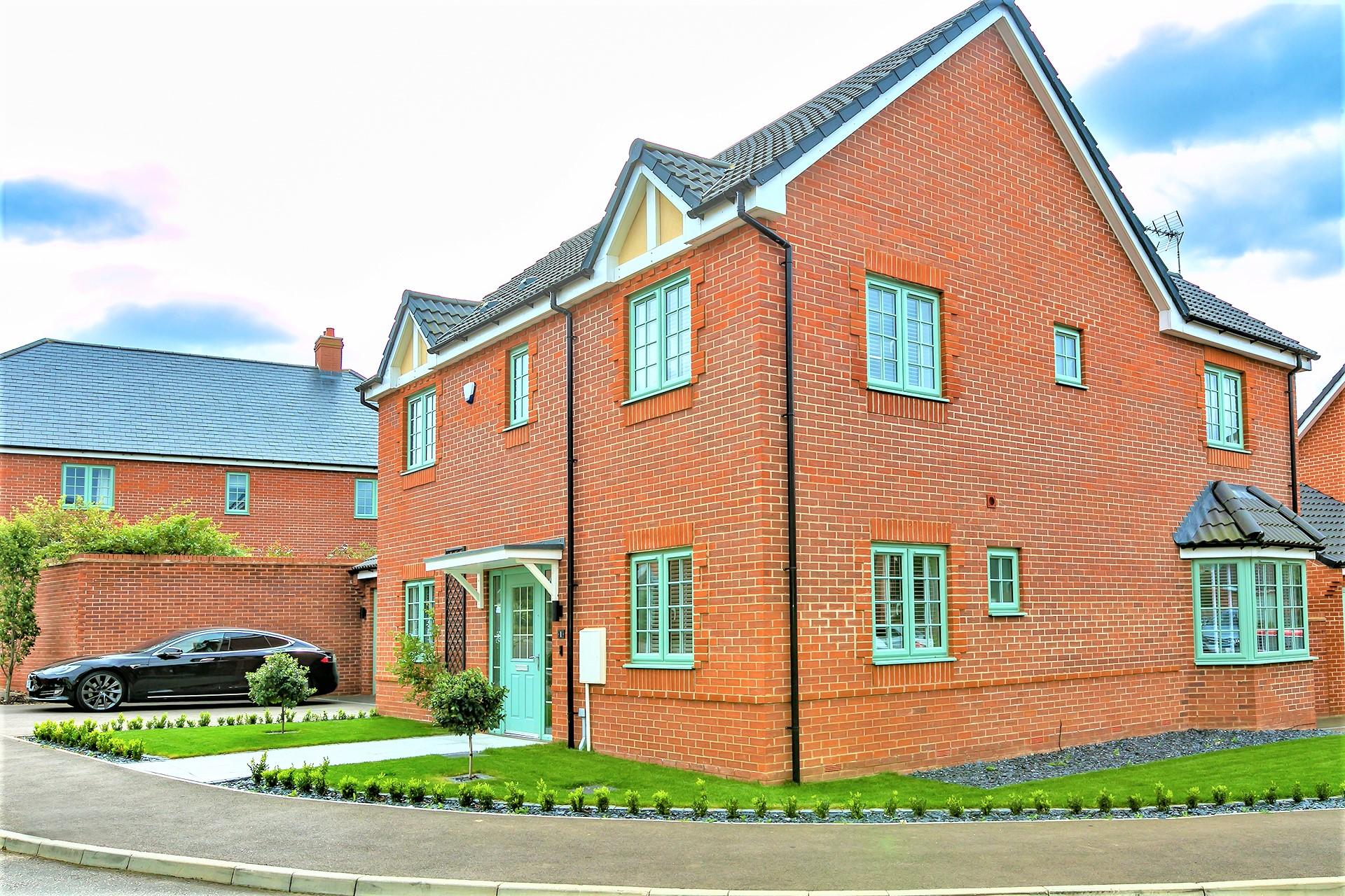 Ambridge Lane, Milton Keynes, Buckinghamshire Image