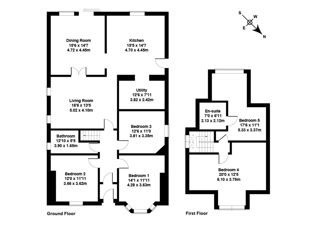 Floorplan 1 of 68 Nantwich Drive, Craigentinny, Edinburgh, EH7 6RB