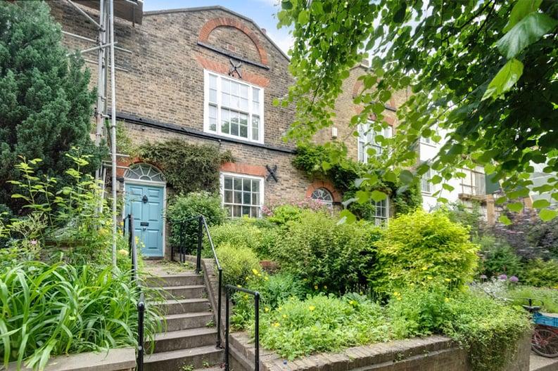 3 bedroom(s) house to sale in Flask Walk, Hampstead Village, London-image 1