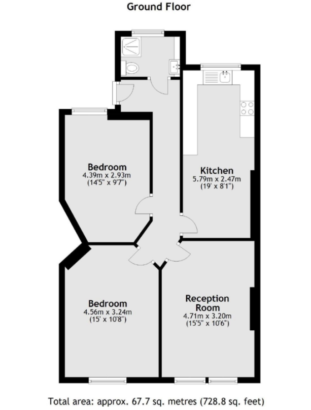2 bedroom(s) apartment to sale in Grove End House, Grove End Road, St. John's Wood, London-Floorplan