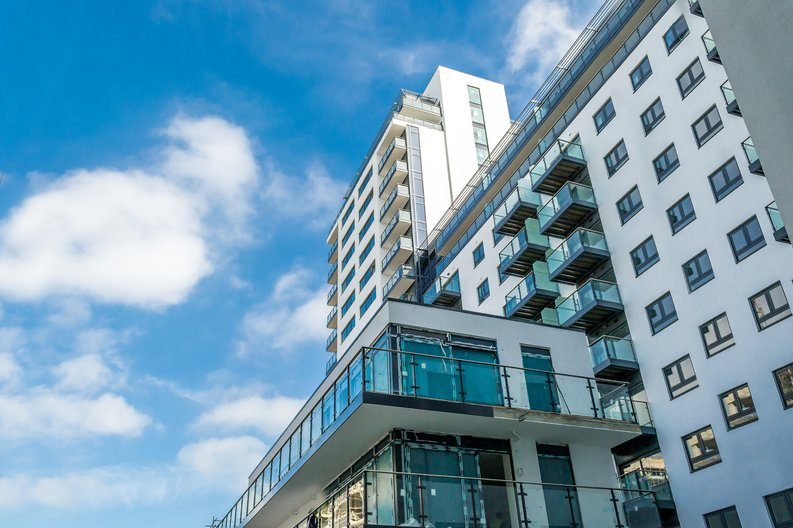 1 bedroom(s) apartment to sale in Cornmill House, Wharf Street, Deptford-image 8