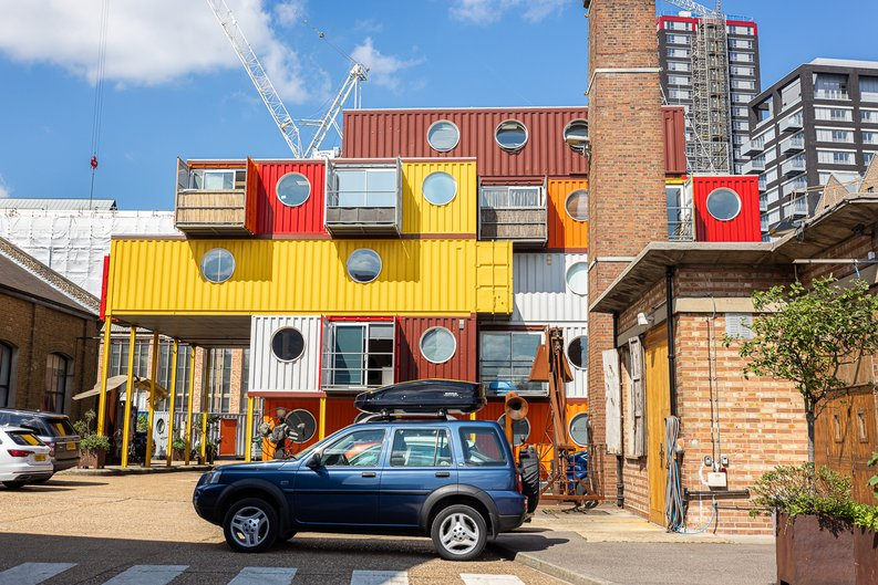 1 bedroom(s) apartment to sale in Goodluck Hope Walk, Poplar-image 12