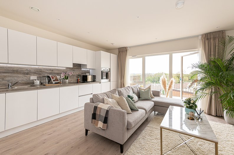 1 bedroom(s) apartment to sale in Yarrow Apartments, 82 Bittacy Hill, Millbrook Park, Mill Hill, London-image 1