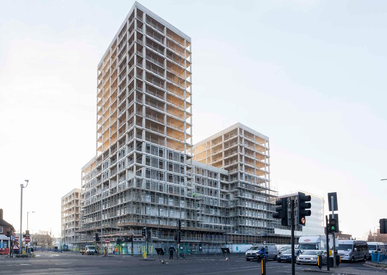 2 bedroom(s) apartment to sale in Western Circus, Western Avenue, Acton, London-image 2