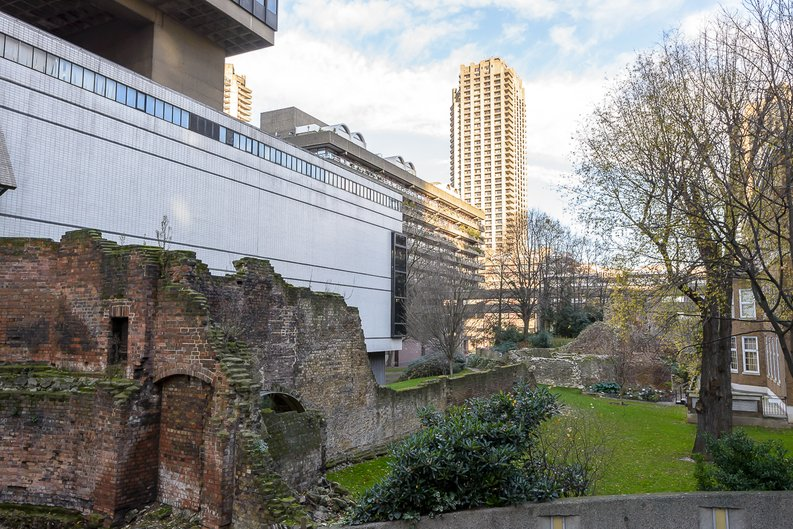 1 bedroom(s) apartment to sale in Roman House, Wood Street, Barbican-image 8