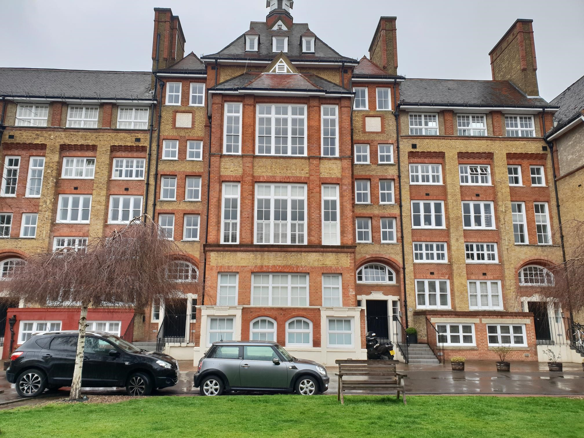 Flat 26, 1 Reed Place, London, SW4 7LD image