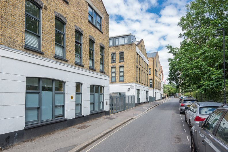 1 bedroom(s) apartment to sale in Embassy Works, 12 Lawn Lane, Vauxhall , London-image 1