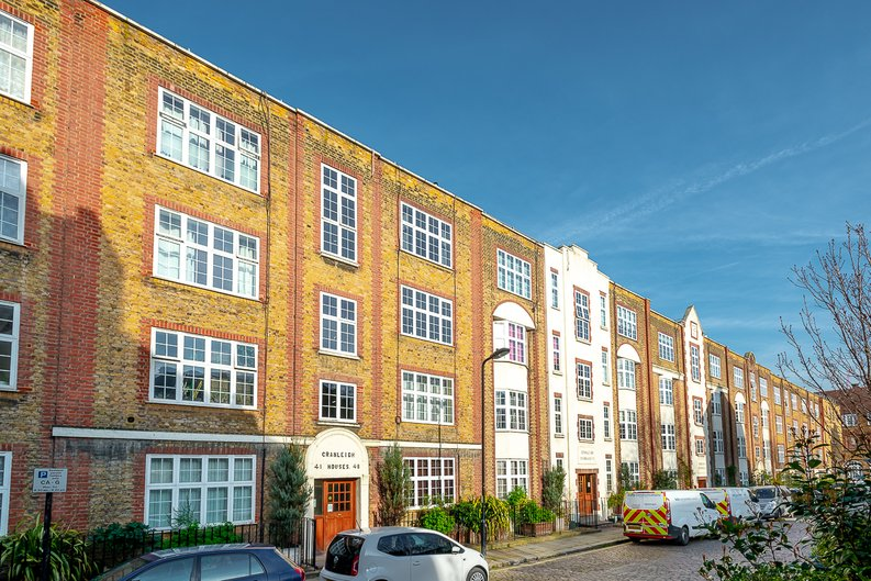 2 bedroom(s) apartment to sale in Cranleigh Street, London-image 1