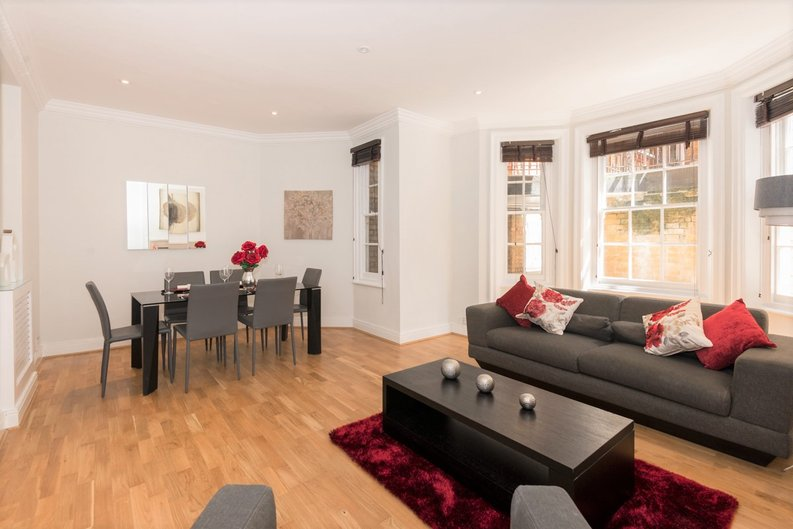 3 bedroom(s) apartment to sale in Bullingham Mansions, Pitt Street, London , Kensington-image 2