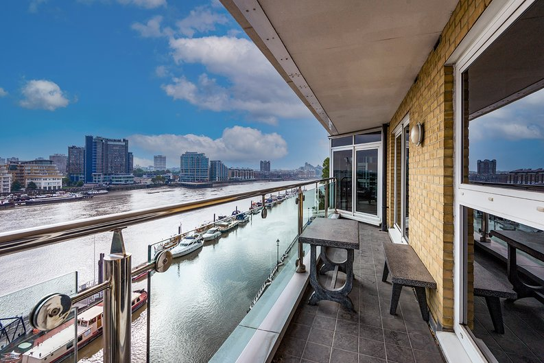 3 bedroom(s) apartment to sale in Waterside Tower, The Boulevard, Imperial Wharf, London-image 11