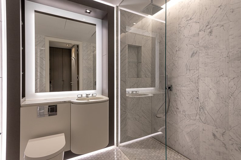 Studio apartment to sale in One Park Drive, Canary Wharf, London-image 4