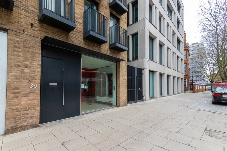 1 bedroom(s) apartment to sale in Churchway, King's Cross, London-image 2