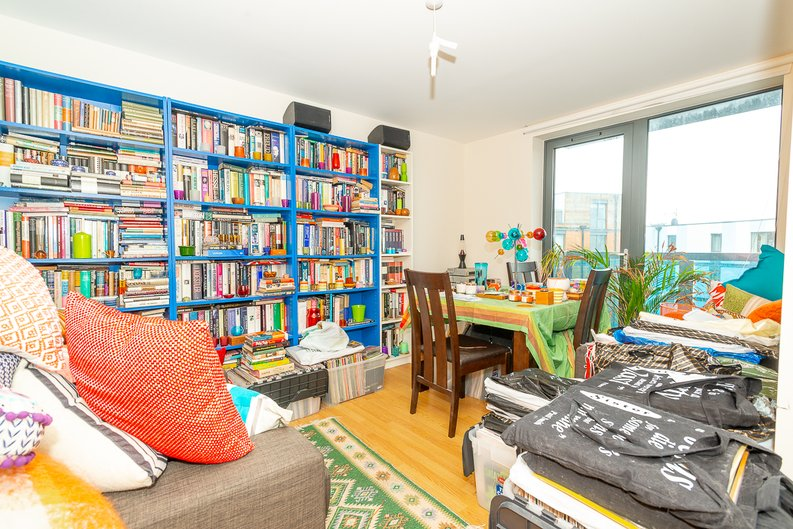 1 bedroom(s) apartment to sale in Crawford Court, Charcot Road, Colindale-image 2