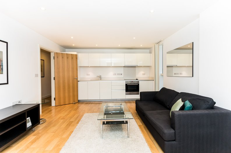 2 bedroom(s) apartment to sale in Waterside Apartments, Goodchild Road, Woodberry Down, Manor House-image 1