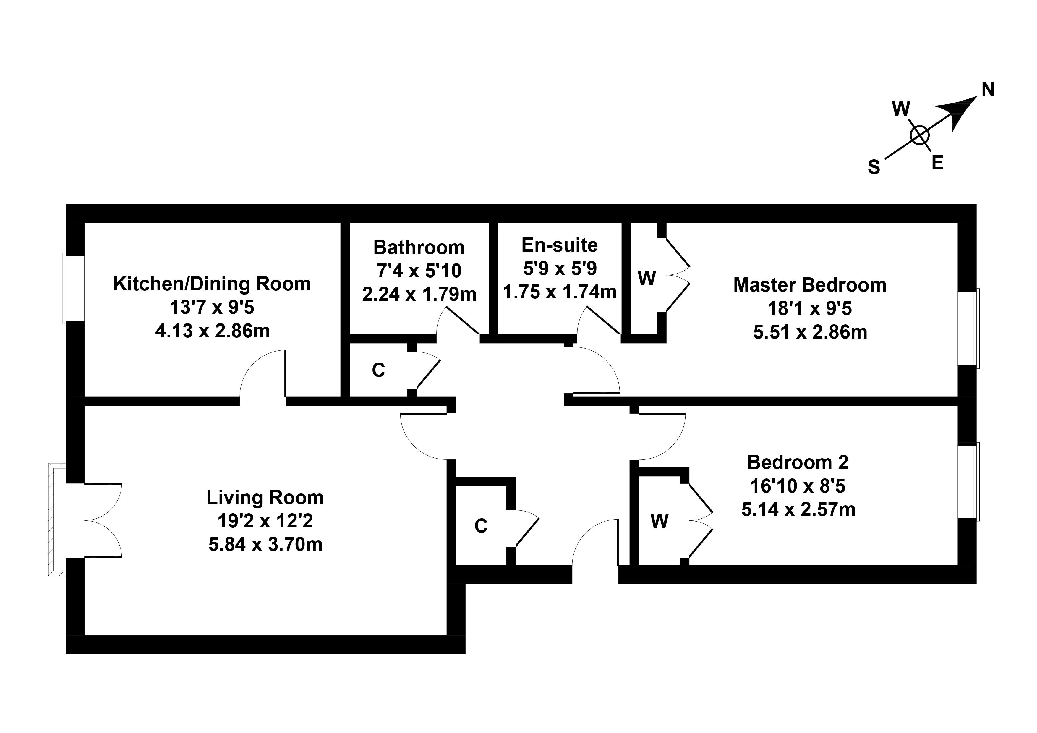Floorplan 1 of 30/8, Springfield Street, Leith, Edinburgh, EH6 5DU