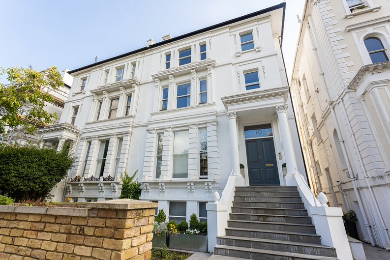 3 bedroom(s) apartment to sale in Greville Road, St. John's Wood Borders, London-image 1