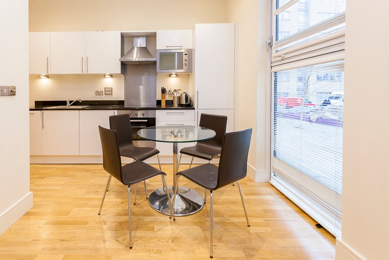 1 bedroom(s) apartment to sale in Denison House, Lanterns Way, Canary Wharf-image 1