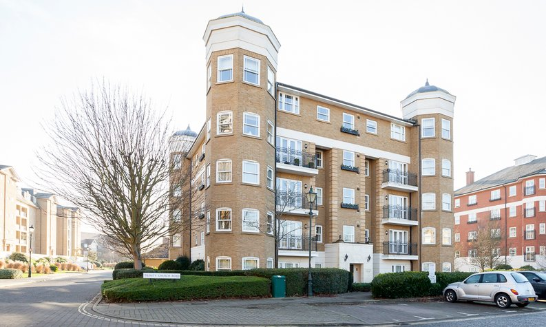 2 bedroom(s) apartment to sale in Trinity Church Road, London-image 1