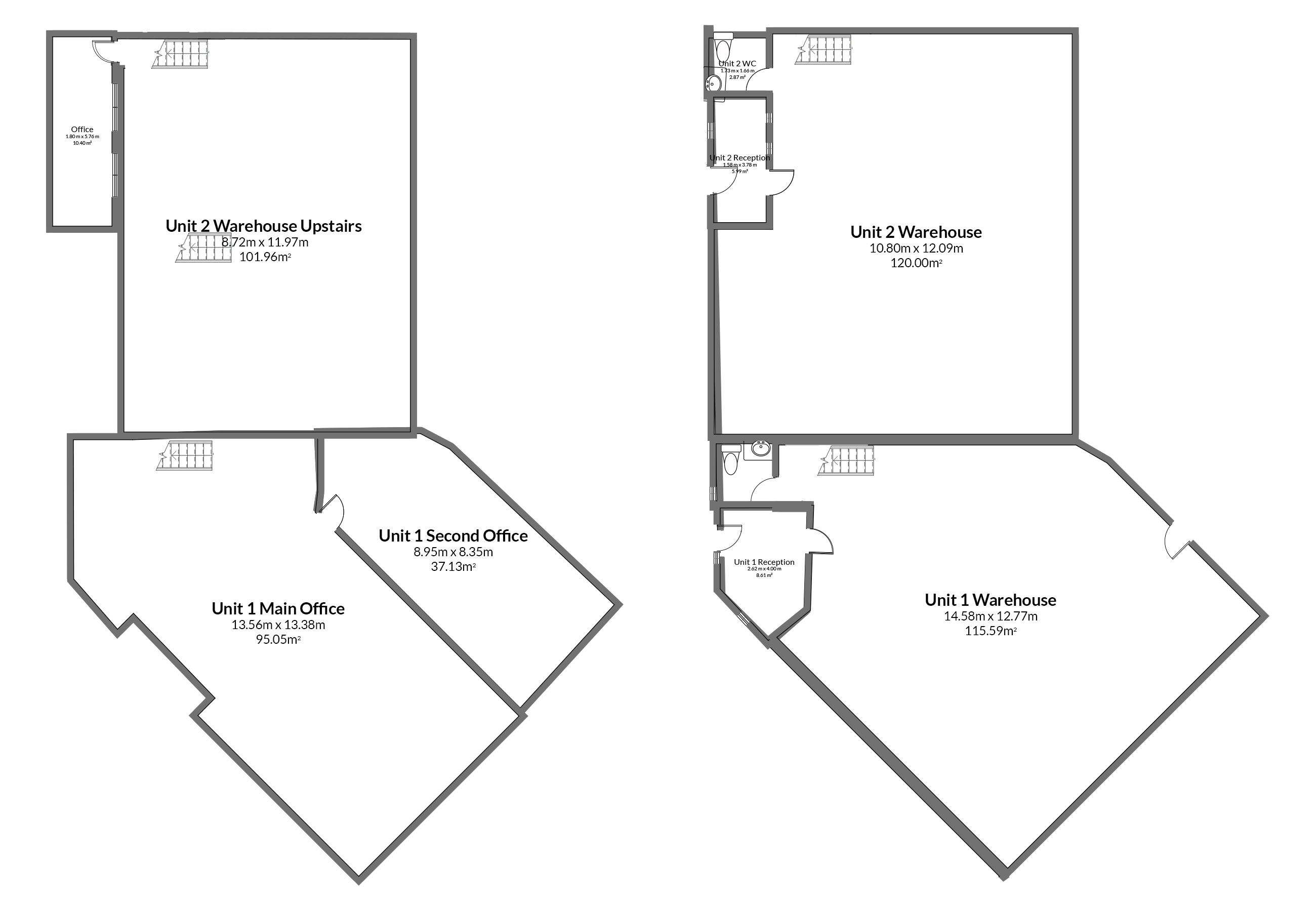 Floorplan for 80 North Road, Yate.