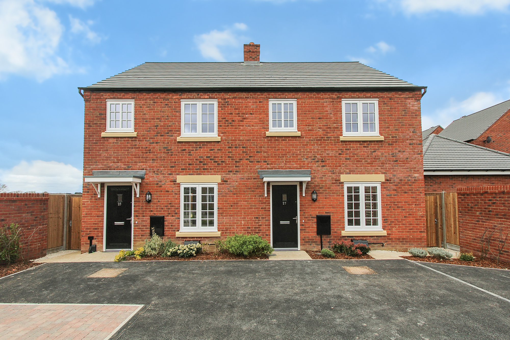 Greenlakes Rise, Houghton Conquest Image