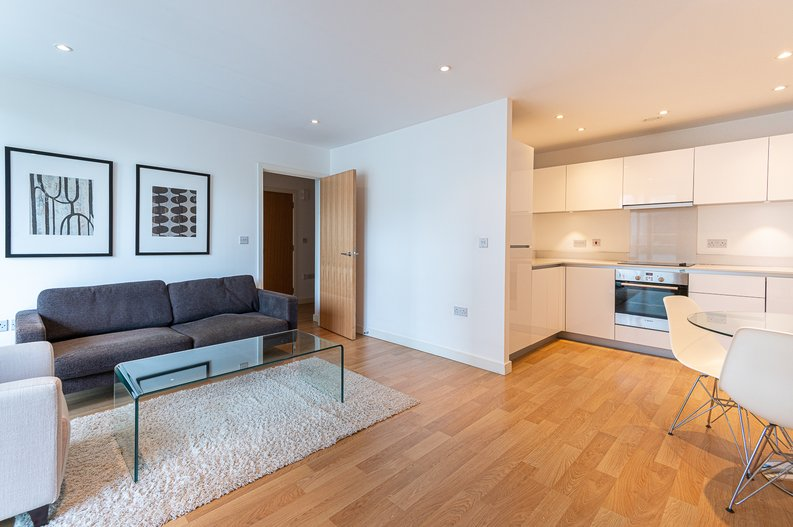1 bedroom(s) apartment to sale in Waterside Apartments, Goodchild Road, Woodbury Down, London-image 1