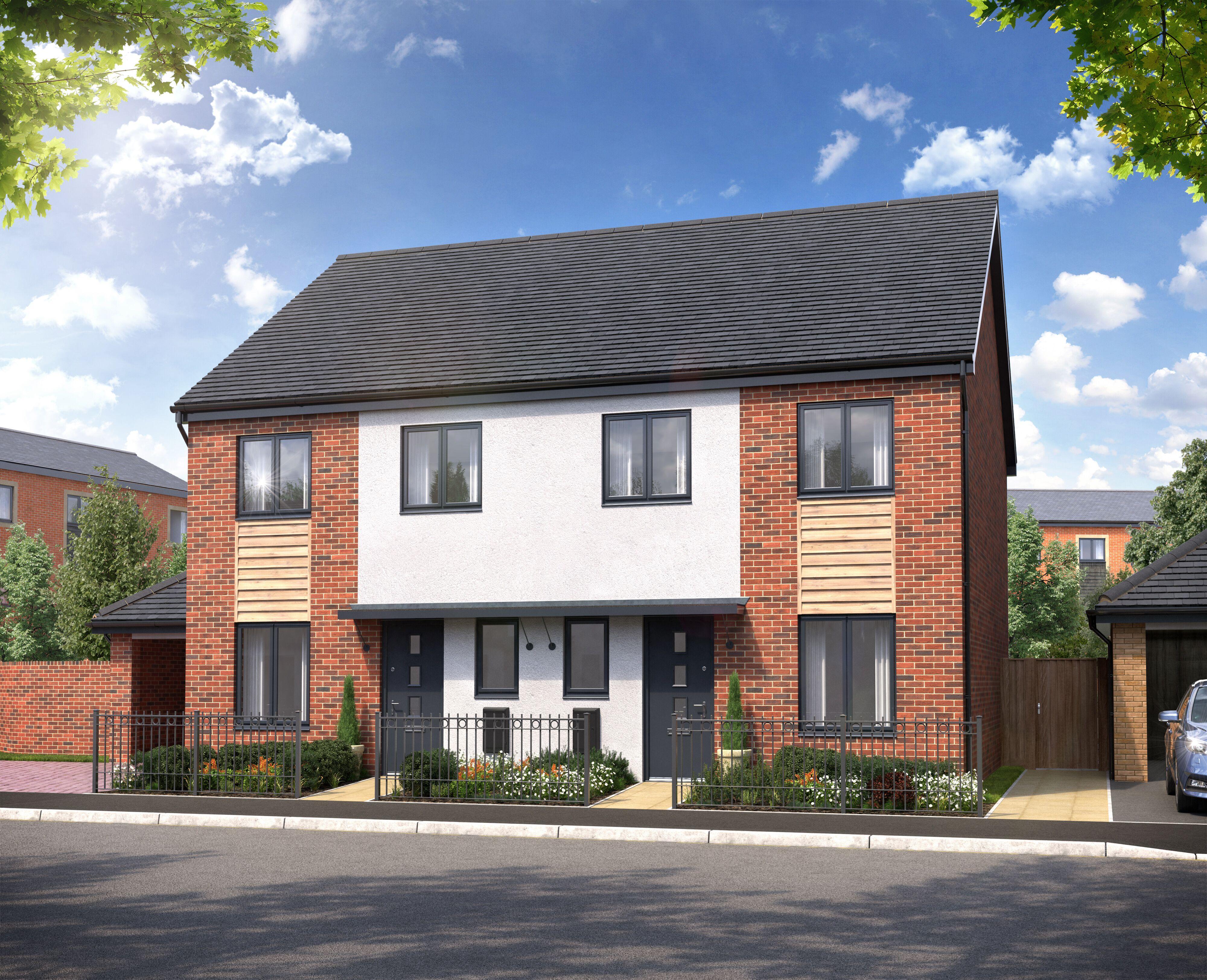 Oakworth Avenue , Milton Keynes , Buckinghamshire Image