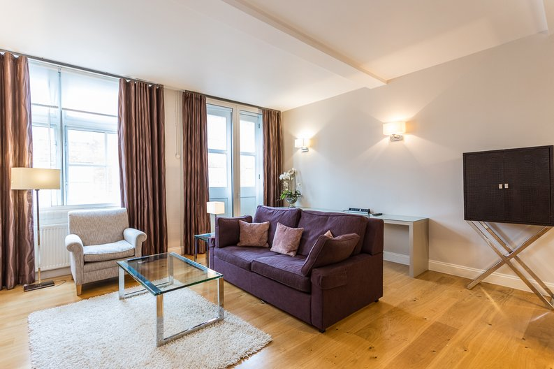 1 bedroom(s) apartment to sale in Wexner Building, 2 Strype Street, Spitalfields-image 1
