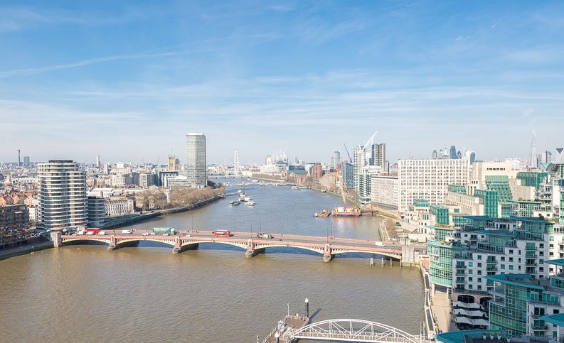 3 bedroom(s) apartment to sale in St George Wharf, Vauxhall, London-image 19