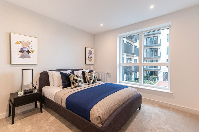 1 bedroom(s) apartment to sale in The Green Quarter, Sibley House, Southall Waterside, London-image 10