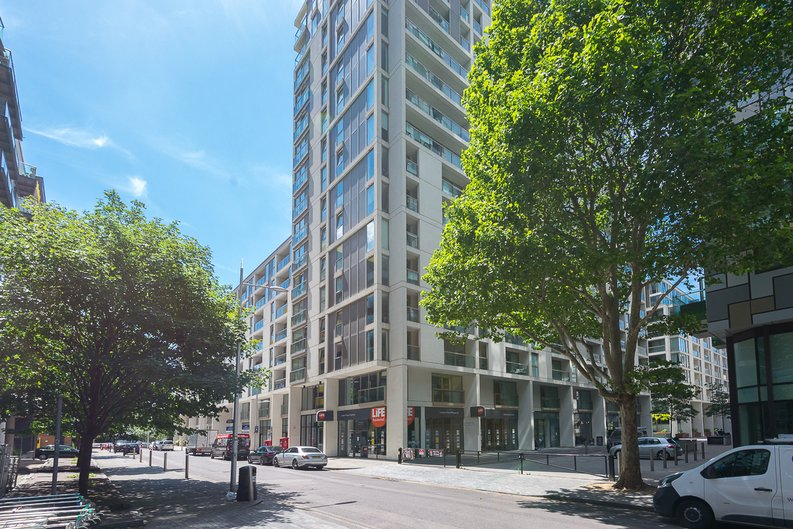 1 bedroom(s) apartment to sale in Cobalt Point, Millharbour, Canary Wharf, London-image 11