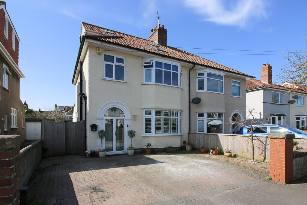 Mansfield Avenue, Milton, Weston-Super-Mare