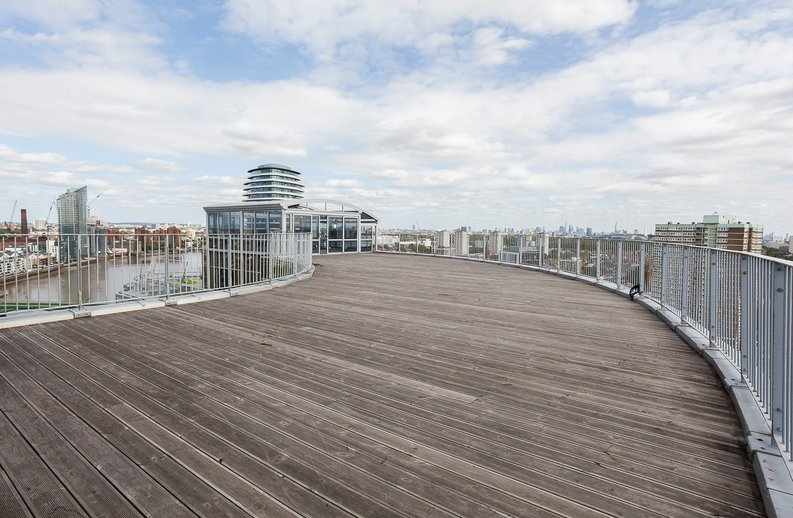 1 bedroom(s) apartment to sale in Falcon Wharf, 34 Lombard Road, Battersea-image 13