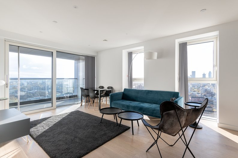 2 bedroom(s) apartment to sale in Hurlock Heights, Deacon Street, Elephant and Castle-image 1