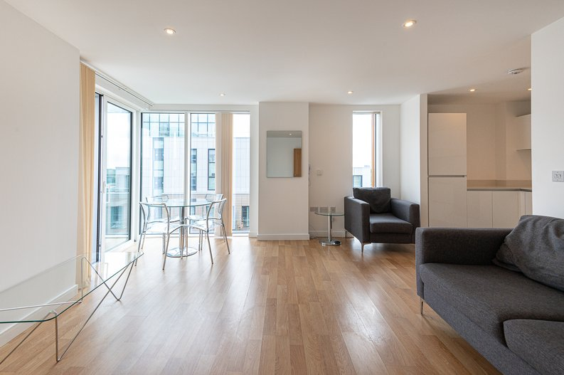 2 bedroom(s) apartment to sale in Goodchild Road, Woodberry Down, London-image 1