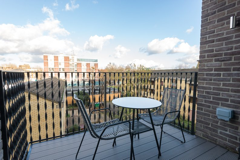 1 bedroom(s) apartment to sale in Rochester Place, Camden-image 10