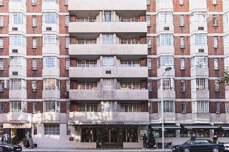 1 bedroom(s) apartment to sale in Chelsea Cloisters, Sloane Avenue, Chelsea-image 9