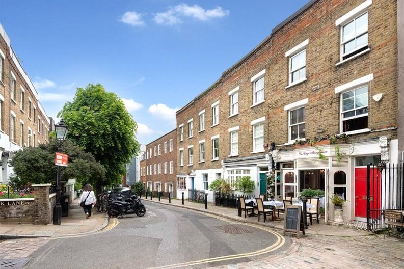 3 bedroom(s) house to sale in Flask Walk, Hampstead Village, London-image 5