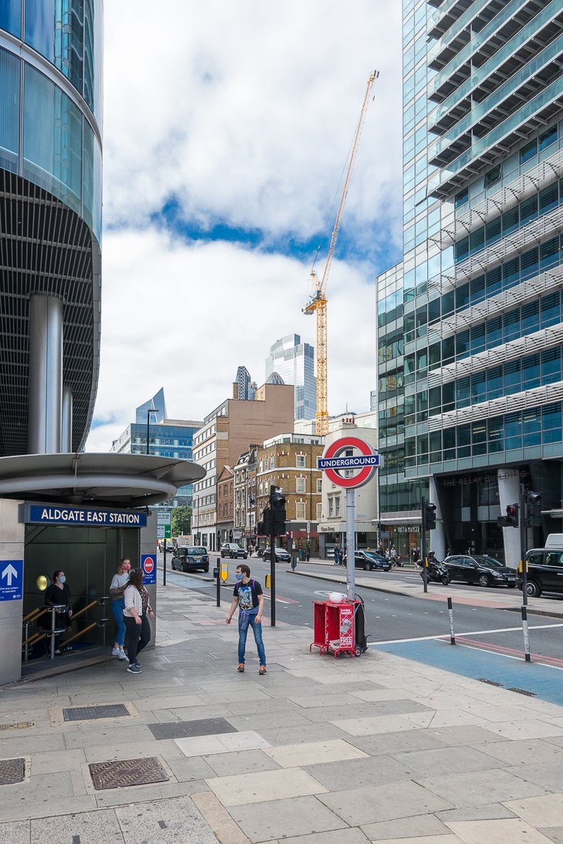 1 bedroom(s) apartment to sale in Stepney Way, Silk District,, White Chapel, London-image 6